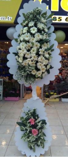 Çift katlı düğün nikah açılış çiçeği  Bartın çiçekçi telefonları