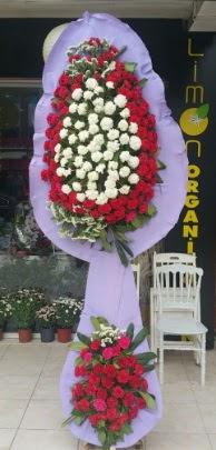 Çift katlı işyeri açılış çiçek modeli  Bartın ucuz çiçek gönder