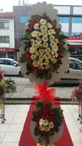 Çift katlı düğün açılış çiçeği  Bartın çiçek satışı