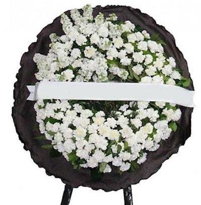 Cenaze çelengi çiçeği modelleri  Bartın internetten çiçek satışı