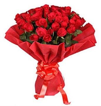 41 adet gülden görsel buket  Bartın çiçek satışı