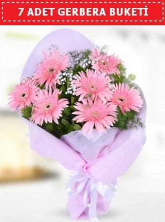 Pembe Gerbera Buketi  Bartın çiçek , çiçekçi , çiçekçilik