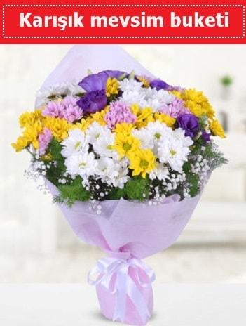Karışık Kır Çiçeği Buketi  Bartın güvenli kaliteli hızlı çiçek