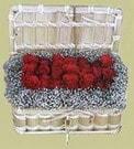 Bartın cicekciler , cicek siparisi  Sandikta 11 adet güller - sevdiklerinize en ideal seçim